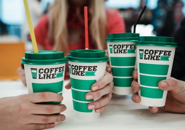 кофе лайк франшиза рентабельность