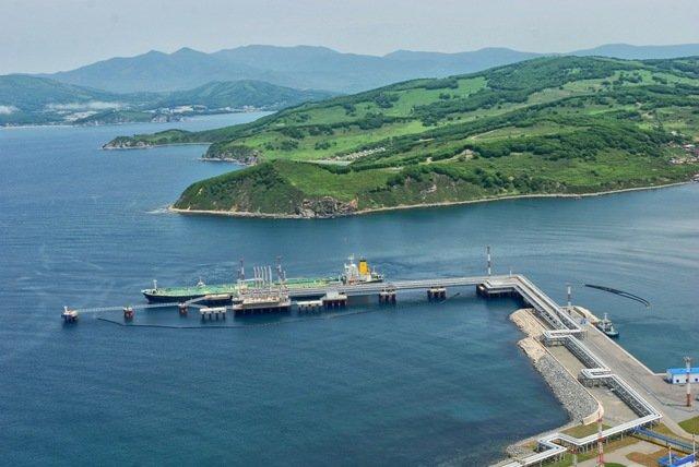 Экология порта Козьмино