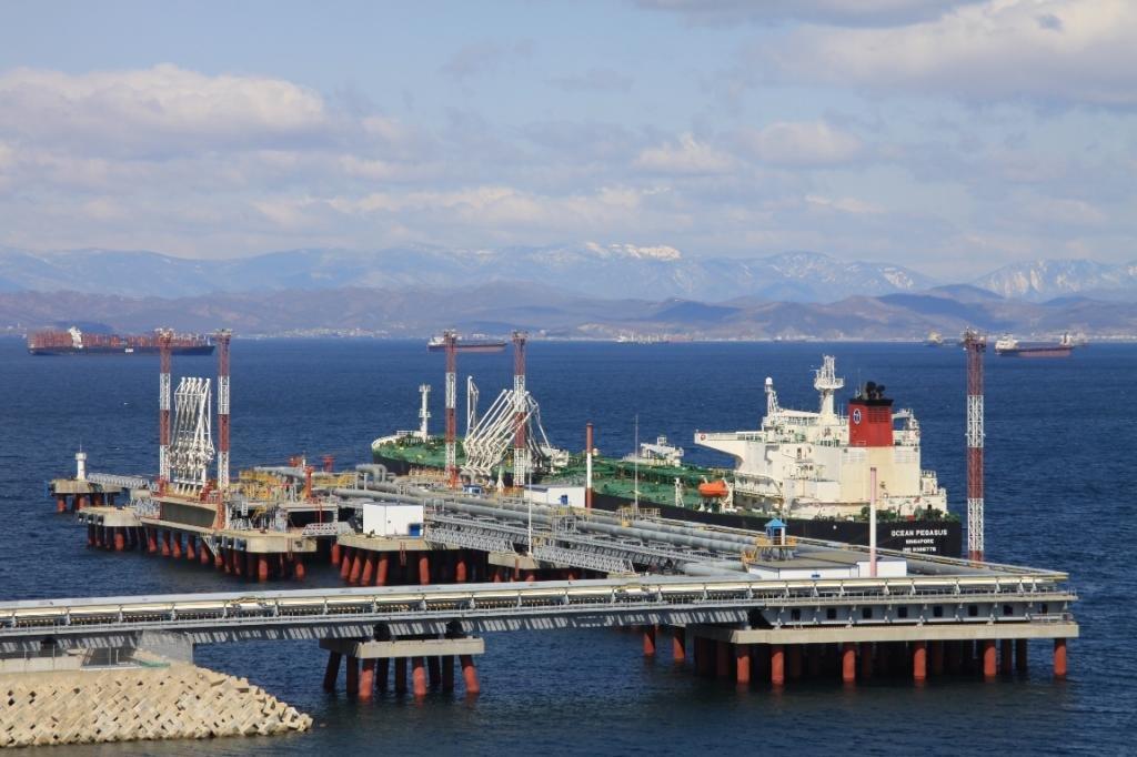 Порт Козьмино Транснефть