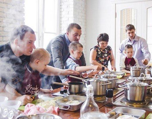Как создать кулинарную школу