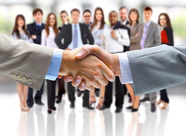 Сотрудничество с компанией