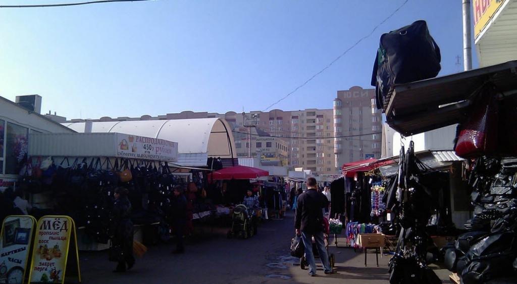 тухачевский рынок ставрополь адрес