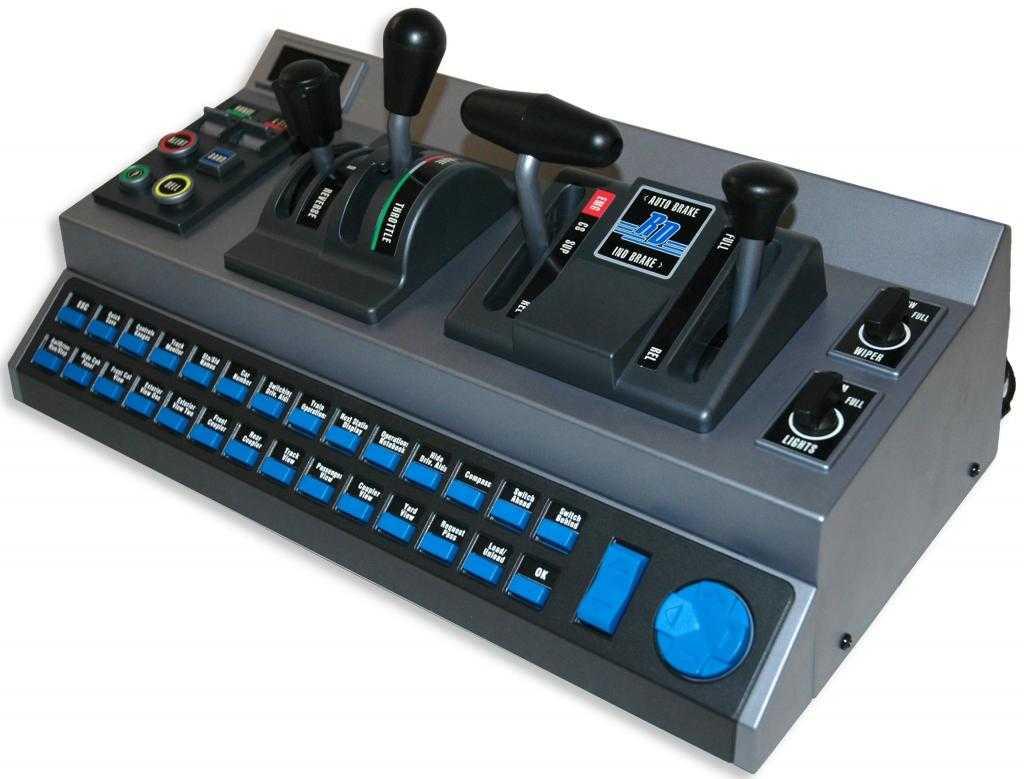 Контроллер машиниста: назначение, устройство и принцип работы