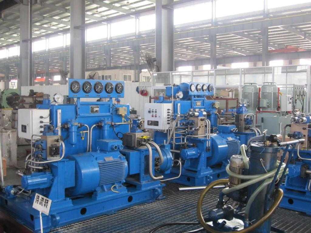 Гидрогенератор переменного тока
