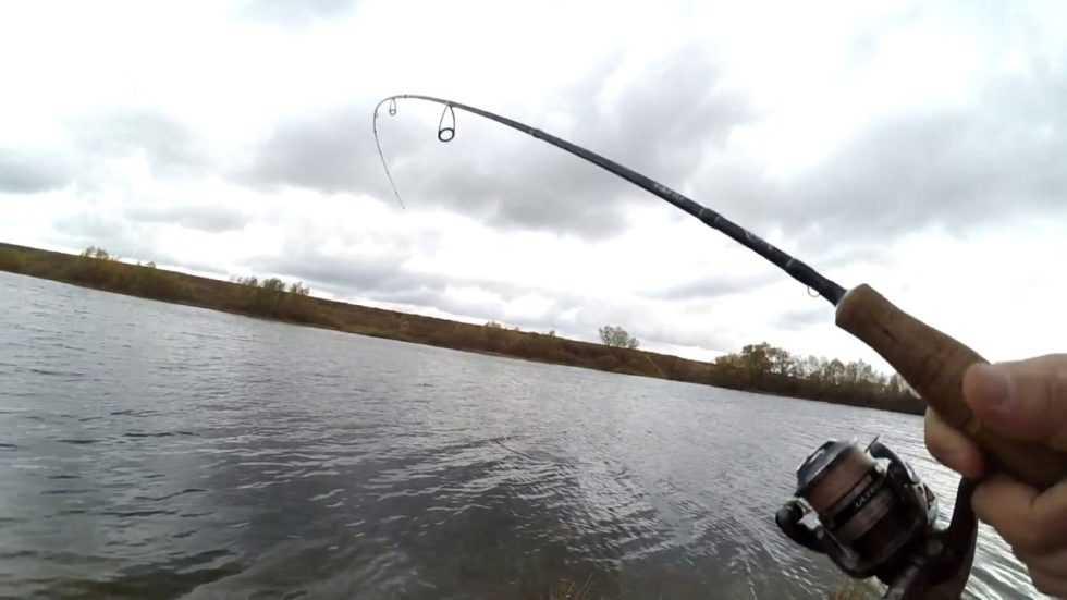 Отзыв: Очень удобно рыбачить, если не любите следить за поплавком